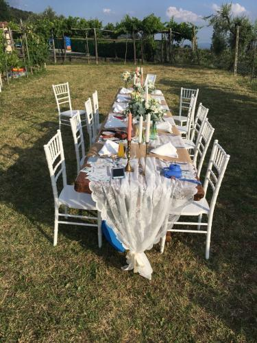 Villa Valentini-wedding party